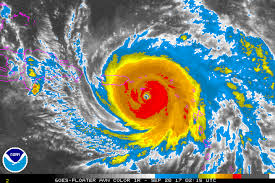 reports hurricane maria makes landfall in puerto rico with 155