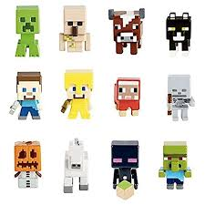 amazon black friday 2014 toys minecraft mattel set of 12 mystery mini figures minecraft http