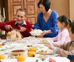 thanksgiving in niagara falls on