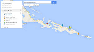 Tropic Of Cancer Map Little Exuma And Tropic Of Cancer Beach Wife With Baggage