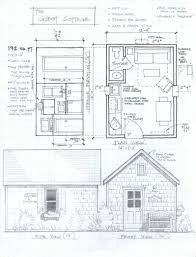 backyard cottage plans cabin with wrap around porch plans home design ideas log floor