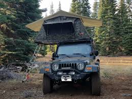 overland jeep tent tents how do you camp page 3 jeep wrangler tj forum