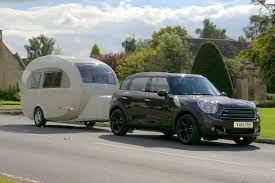 Small Caravan by Shell On Wheels This Egg Shaped Camper Wraps Modern Comforts In