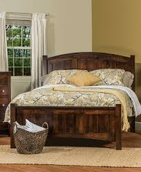 Amish Bedroom Furniture Mission Style Finland Bed Amish Direct Furniture