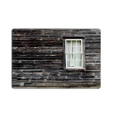 paillasson cuisine rustique ancienne grange en bois fenêtre maison salon paillasson