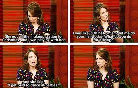 Tina Fey Meme - tina fey s daughter sounds hilarious funny pictures quotes pics