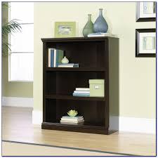 sauder 3 shelf bookcase kmart bookcases home design ideas