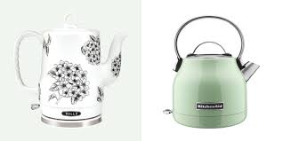 Kitchenaid Kettle And Toaster 12 Best Electric Tea Kettles In 2017 Electric Water Kettles With