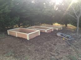 ana white cedar fence board planter box diy projects