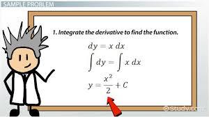 initial value in calculus definition method u0026 example video