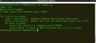 Mongodb Map Reduce Hadoop Streaming Writing A Hadoop Mapreduce Program In Python