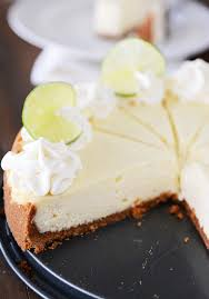 Lemon Cheesecake Decoration Key Lime Cheesecake No Cracking Mel U0027s Kitchen Cafe