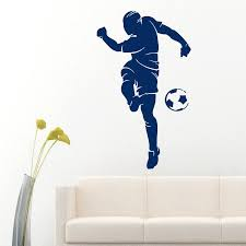 Sports Decals For Kids Rooms by Football Girls Poster Promotion Shop For Promotional Football