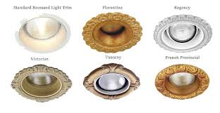 Decorative Styles Decorative Recessed Light Trims Beaux Arts Classic Products