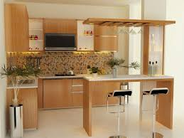 In Home Bars by Small Home Bar Counter Design Brown Wooden Cabinets For With