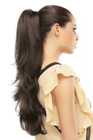 ponytail hair provocative synthetic hairpiece ultimate looks hairpiece