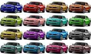 camaro zl1 colors colors for camaro page 2 camaro5 chevy camaro forum