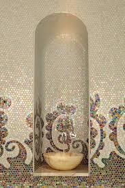 Mosaic Bathrooms Ideas Colors 243 Best Tile Images On Pinterest Bathroom Ideas Mosaics And
