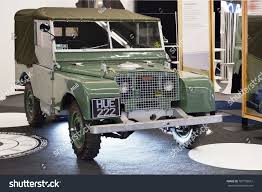land rover series one year 1948 stock photo 707750812 shutterstock