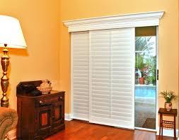 Ideas For Sliding Glass Doors by Sliding Glass Door Blinds