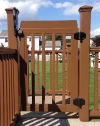 best 25 deck gate ideas on pinterest pool deck gate ideas diy