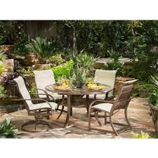 outdoor furniture outdoor furniture sets key west sling m80 5 pc