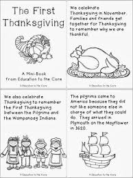 49 best thanksgiving images on childhood education