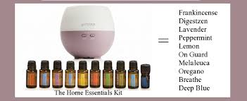 home essentials doterra home essentials enrollment kit healing in our homes