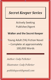 Seeking Complete Series Walter And The Secret Keeper The Secret Keeper Series