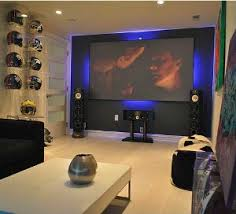 Home Theater Design Nyc Inside Former New York Giant Amani Toomer U0027s 50k Home Theater Ce Pro