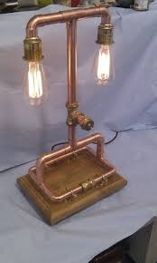 Copper Projects The 25 Best Pipe Lamp Ideas On Pinterest Lamp Switch Old