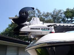 minn kota i pilot install on robalo 227 dual console the hull