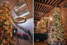 biltmore house christmas photo tour 2016