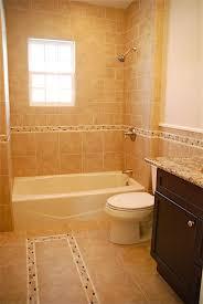 Bathroom Vanity Tile Ideas by Diagonal Black Slate Floor Mixed Shower Brown Ceramic Tile