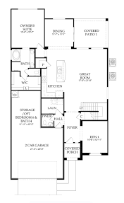 arizona house plans pulte homes arizona floor plans home plans