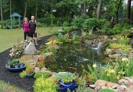 sc koi u0026 water garden society opens 2013 tour hortitopia