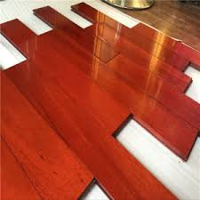 china factory price quality mahogany color taun solid wood