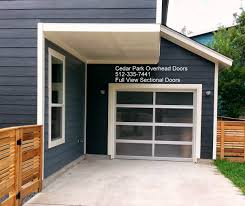 Overhead Garage Door Austin by Full View Aluminum U0026 Glass Doors Cedar Park Overhead Doors