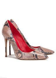 heeled python pumps online shoe store pura lopez pura lopez
