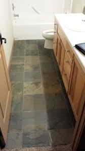 how to cut ceramic tile around kitchen cabinets why a centered tile layout is a bad idea diytileguy