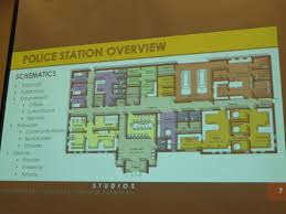 Police Station Floor Plan Proposed Perryville Police Station Larger Than Expected Local