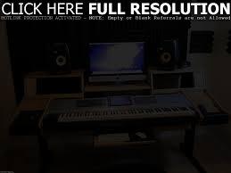 Building A Recording Studio Desk by Home Recording Studio Desk Placement Best Home Furniture Decoration
