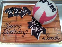 volleyball senior night gift ideas volleyball cake for senior