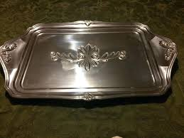 butterfly serving platter lenox serving tray butlers pantry serving tray plate silver alloy