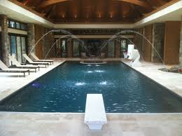 extraordinary interior indoor pool house designs with scenic pools