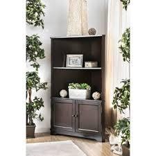 corner bookcases u0026 bookshelves joss u0026 main