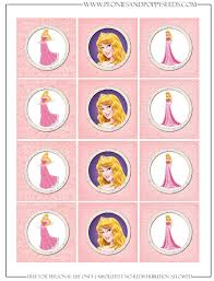 150 free printables parties princess images