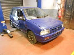 suzuki alto 97 01 1 0l 16v petrol engine code g10b 66 000 miles