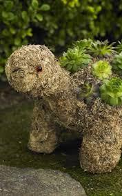 Topiary Dog Creative Animal Topiary Ideas