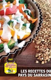cuisiner sarrasin livre de recettes confrérie des sarrasins